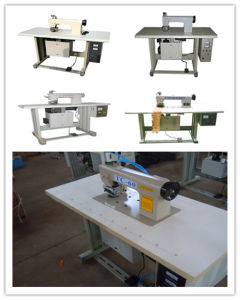 Ultrasonic Lace Machine for Producing Woven Label and Trademark, Ce Approved pictures & photos