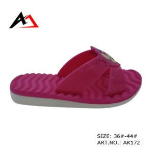Leisure Shoes Flip Flop Sandals Walking Footwear for Women (AK172) pictures & photos