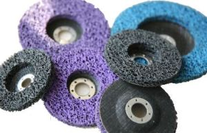Plastic Backing Abrasive Discs pictures & photos