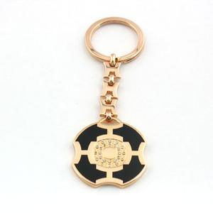Square Key Chain, Metal Key Ring (GZHY-KA-028) pictures & photos