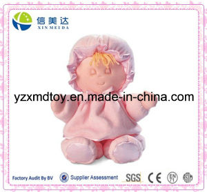 High Quality Cute Soft Stuffed Baby Doll Toy pictures & photos