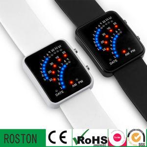 Fashion LED Multifuction Plastic Watch