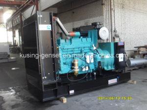 Ck35000 625kVA Diesel Open Generator with Cummins Engine (CK35000) pictures & photos