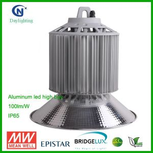 IP54 High Quality 5 Years Warranty 200W Indutrial LED High Bay Lights with Meanwell Driver