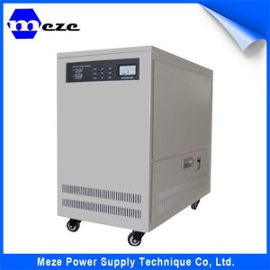 3phase 30kVA AC Regulator AVR Automatic Voltage Stabilizer pictures & photos