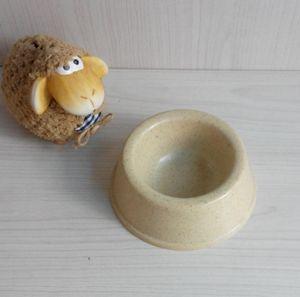 Eco Bamboo Fiber Pet Supply Bowl (BC-PE6015) pictures & photos