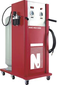 Nitrogen Generator and Inflator with Ce (AAE-NG1200N) pictures & photos
