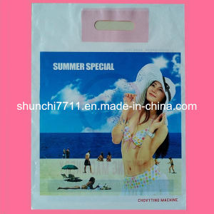 LDPE Punching Colourful Printing Shopping Bag pictures & photos