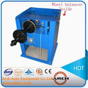 Auto Car Tire Wheel Balancer Tyre Balancing Machine pictures & photos