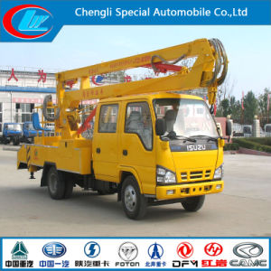 New Condition Isuzu 4*2 Truck Mounted Crane for High Operation pictures & photos