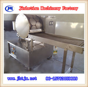 Circle Spring Roll Skins Machine pictures & photos