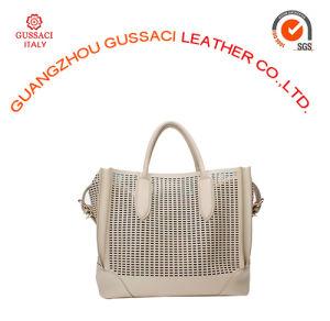 Fashion Customized Mesh Style Large Tote Bag Female Handbag