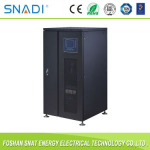 10kVA-120kVA Three Phase Power Frequency Online Intelligent UPS for Solar Generator pictures & photos