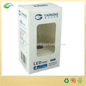 Waterproof LED Packaging Boxes with Window (CKT-CB-342)