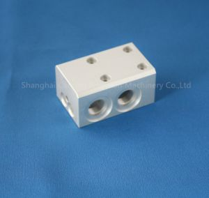 Produce Aluminum CNC Machining with Anodizing Different Color pictures & photos