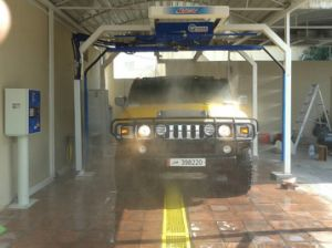 CH-200 Automatic Touch Free Car Wash Machine pictures & photos
