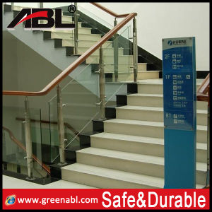 Stainless Steel Terrace Glass Railing pictures & photos