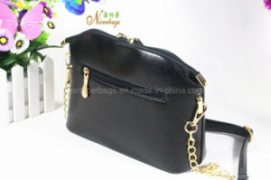 Korean Fashion Single Shoulder PU Leather Hand Bag pictures & photos