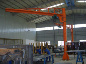 Bzd-B Type Column Jib Crane with 360 Degree pictures & photos