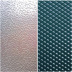 Diamond Stucco Embossed Aluminum Coil pictures & photos