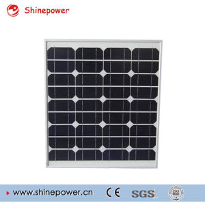 35W Poly Solar Module /Solar Panel for Solar System Use. pictures & photos