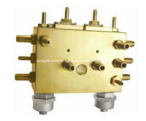 Dental Integrated Valve for Dental Unit Spare Parts pictures & photos