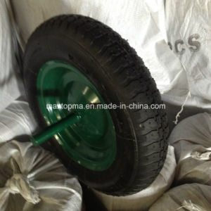 350-8-6pr Pneumatic Rubber Wheel pictures & photos