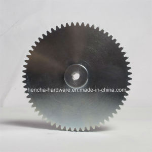 CNC Machining Part for Gear Storage Wheel pictures & photos
