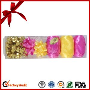 Wholesale Ribbon Gifts Wrapping Set for Holiday Decoration pictures & photos