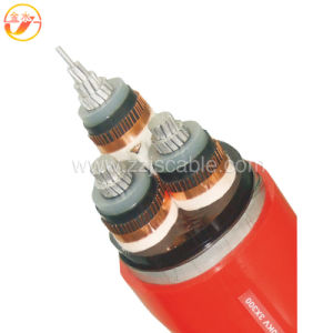 0.6/1kv Aluminum Conductor PVC/XLPE Insulated 4 Core Power Cable 240 Sq mm pictures & photos