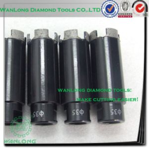 Drill Bit for Stone Jewelry-Diamond Core Drill Bit for Stone Tile Drilling pictures & photos