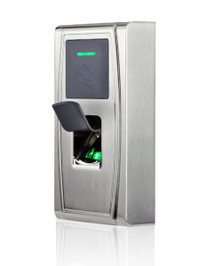 High Quality Metal Vandal-Proof IP65 Outdoor Biometric Fingerprint Access Control pictures & photos