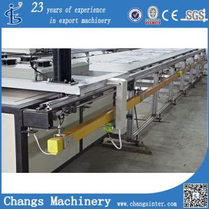 Spt60200 Semi-Automatic Flatbed Sheet/Roll/Garments/Clothes/T-Shirt/Wood/Glass/Non-Woven/Ceramic/Jean/Leather/Shoes Vamp/Plastic Screen Printer/Printing Machine pictures & photos