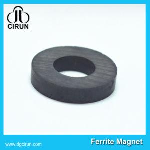 Custom Size Ferrite Ring Ceramic Magnets for Speaker pictures & photos