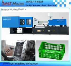Well-Known Customized Plastic Basket Molding Making Machine pictures & photos