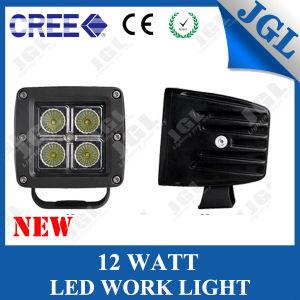 2X2 Pod Style LED Work Light Offraod ATV UTV 12W