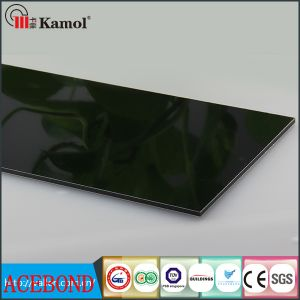 High Quality Mirror Aluminum Composite Panel ACP Factory pictures & photos