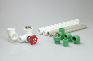 Plastic PPR Pipe and Fittings for House Decoration pictures & photos