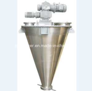 Conical Screw Mixer with Butterfly Valve pictures & photos