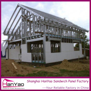DIY Steel Structure Prefab Buliding Prefab House for Living Fashion pictures & photos