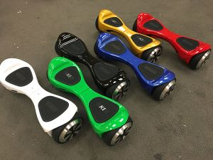 Electric Self Balance Scooter Airwheel Two Wheel Smart Balance Hoverboard with UL 60950-1 Charger/UL 1642 Battery and Un38.3 Battery Drop Shipping EU Warehouse pictures & photos