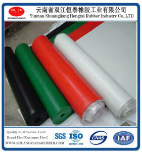 Rubber Roll Rubber Sheet Manufacturer ISO Standard pictures & photos