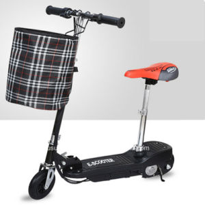 5inch Tires Lightweight Foldable Carbon Fiber Electric Mobility Scooter pictures & photos