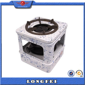 Beautiful Design Square Chinese Oil Cooking Stove pictures & photos
