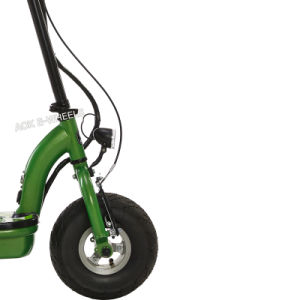"300W 10"" Lithium Battery Foldable Electric Push Scooter (MES-006) pictures & photos"