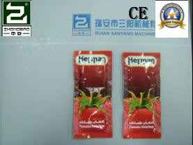 High Equipment Catsup Four-Side Sealing Packing Machine pictures & photos