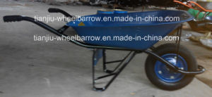 Wheelbarrow Wb6400 for Indonesiamarket pictures & photos