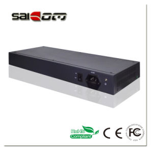 Saicom(SC-352400-4C) 1000Mbps 4 Gx+24 Ge Ports Unmanaged Gigbit Ethernet Switch pictures & photos