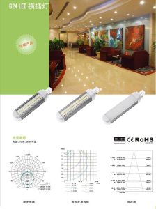 Samsung 5630SMD 15W LED Light LED G24 Pl Lamp pictures & photos
