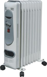 2000W Portable Oil Filled Radiator Heater pictures & photos